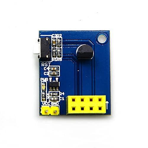 YCKL ESP-01 01S DS18B20 Capteur de température WiFi ESP8266 (Size : 1)