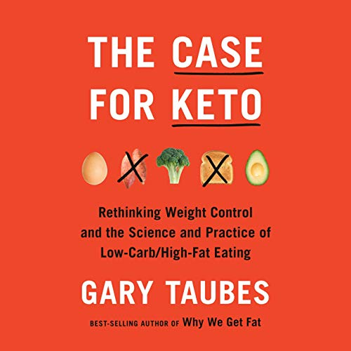 The Case for Keto cover art