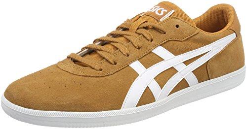 ASICS Herren Percussor TRS Sneaker, Braun (Meerkat/White 2101), 44 EU