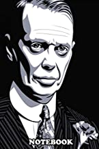 Notebook: Nucky Thompson Boardwalk Empire , Journal for Writing, College Ruled Size 6