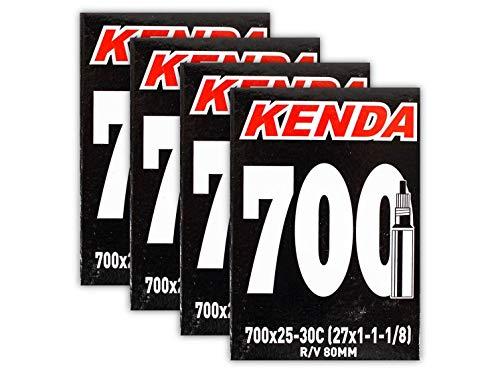 Kenda 700x25-30c 80mm PV Road Bike Inner Tubes