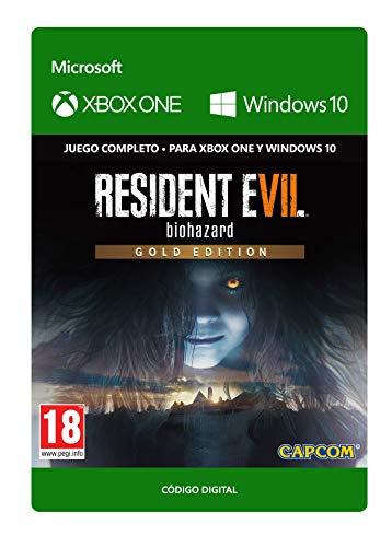 RESIDENT EVIL 7 biohazard Gold Edition  | Xbox One/Windows 10 PC - Código de descarga