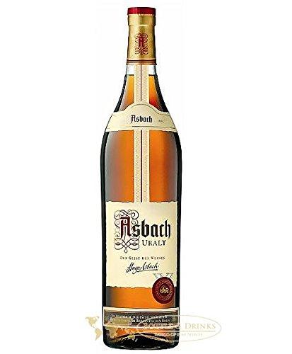 Asbach Urbrand klassischer deutscher Weinbrand 0,35 Liter