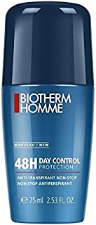 Biotherm Homme Day Control Deodorante Roll-On, 75 ml