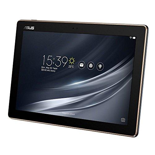 エイスース 10.1型タブレットパソコン ASUS ZenPad 10(LTEモデル)ダークブルー Z301MFL-DB16
