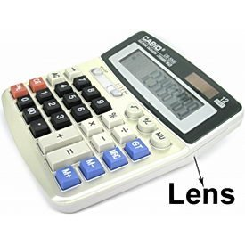 Mini Gadgets Inc. CL640 Covert Calculator Camera with DVR