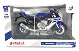 New Ray Toys Yamaha Yzf R1 1:12 2016 Blue 57803A New