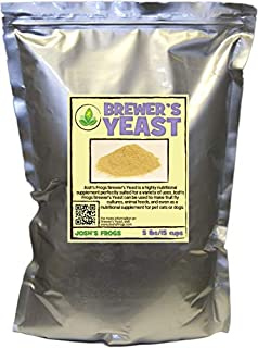Brewers Yeast (5 lbs / 15 cups)