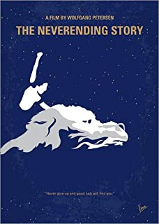 Póster 30 x 40 cm: The Neverending Story de chungkong - impresión artística, Nuevo póster artístico