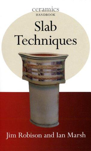 Slab Techniques (Ceramics Handbook)