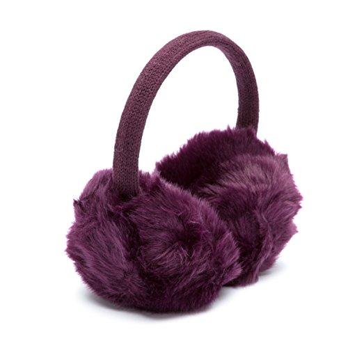 Sublevel Damen Ohrenschützer 1er Pack Dark Purple
