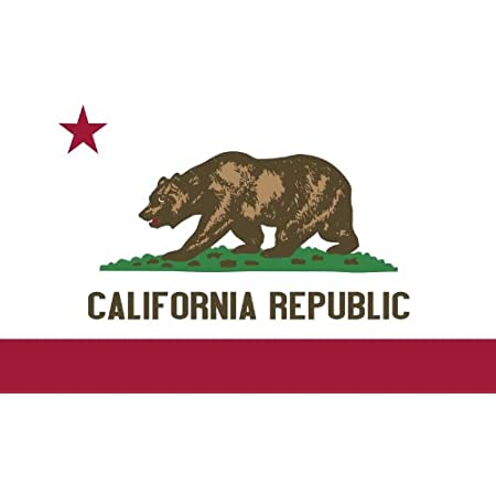Michael Rene Pflüger Barmstedt 8 4 X 5 4 Cm Autoaufkleber Kalifornien California Usa Aufkleber Sticker Fürs Auto Motorrad Outdoor Wasserfest Auto