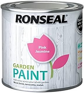Ronseal - Garden Paint Pink Jasmine 250ml