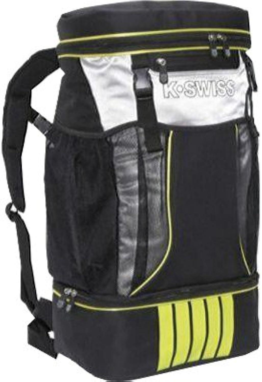 K-Swiss Transition BackpackBlack Optic Yellow
