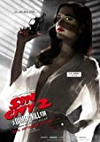 SIN City : A Dame to Kill for – Deutsche Film Poster
