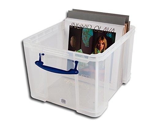 Protected LP Schallplatten Really Useful High Cover Box - 35 Liter XXL