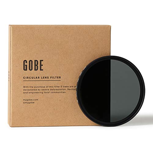 Gobe 77 mm Graufilter ND8 (3 Stop) ND Filter (2Peak)