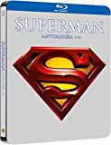 Pack Superman I-Iv Black Metal Edition Blu-Ray [Blu-ray]