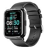 Smartwatch Hombre Mujer, Tanzato 1.69 'Full Touch Reloj Inteligente con Pulsómetro, Monitor de Oxígeno de Sangre, Monitor de Sueño, Fitness Tracker Deportivo Impermeable IP68 para iOS Android