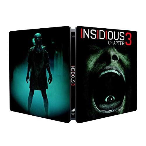 Insidious 3: L'Inizio (Steelbook) (Blu-Ray)