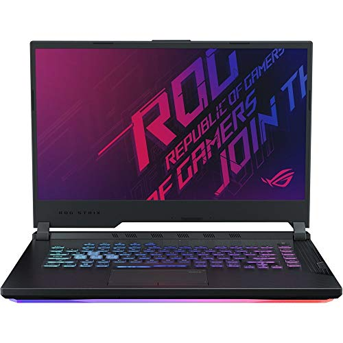 ASUS - ROG Strix GL531GT 15.6' Gaming Laptop - Intel Core i5 - 8GB Memory - NVIDIA GeForce GTX 1650 - 512GB SSD - Black