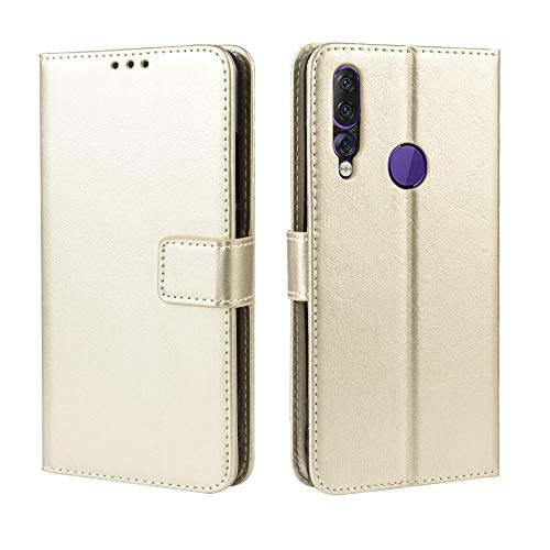 Custodia® Flip Brieftasche Hülle für Lenovo Z5s(Muster 2)