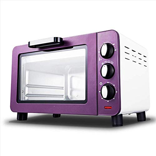 KAUTO Extra breiter Konvektions-Toasterofen mit Auflaufform, Auflaufform, Grillrost und Toastregal, Konvektions-Toaster aus Edelstahl/Schwarz