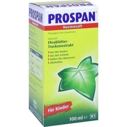 Prospan Hustensaft Spar-Set 2x200ml;wirksam und gut verträglich gegen Husten, löst den in den Bronchien festsitzenden Schleim, anzuwenden bei akuten Hustenformen und bei Bronchialerkrankungen