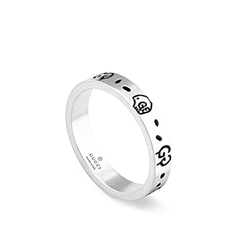 a49782226 Gucci Ghost Ring 6 1/2(US) YBC477339001013