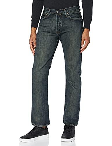 Levi's 501 Original Fit Jeans Homme, Bleu (Dark Clean), 32W / 30L