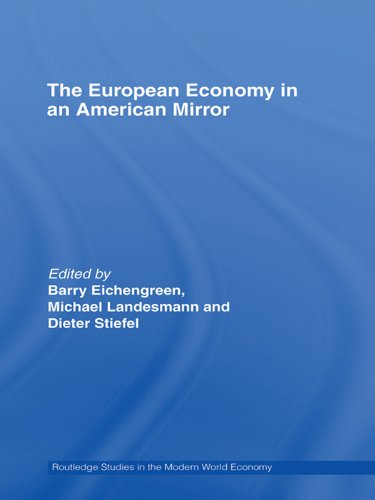 The European Economy in an American Mirror (Routledge Studies in the Modern World Economy Book 70) (English Edition)