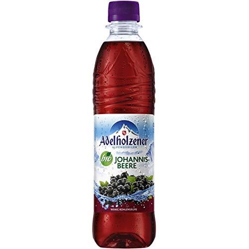 MEHRWEG Adelholzener Alpenquellen Johannisbeerschorle (500 ml) - Bio