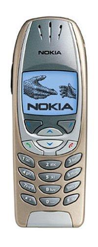Nokia 6310i - Teléfono móvil, color beige