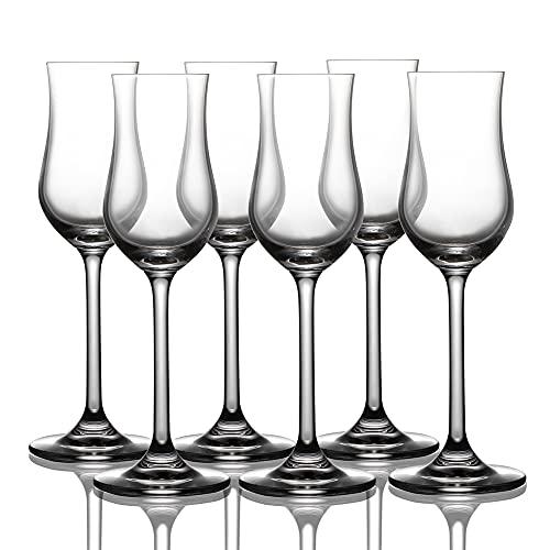 Copas De Champan Copas Para Vino Copa De Cóctel Bar De Vinos Restaurante Copa De Vidrio Creativa Herramientas Para Beber 6PCS