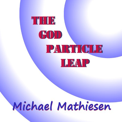 The God Particle Leap audiobook cover art