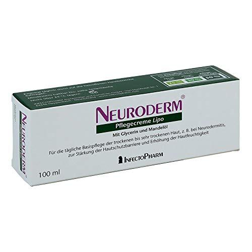 NEURODERM Pflegecreme Lipo 100 ml Creme