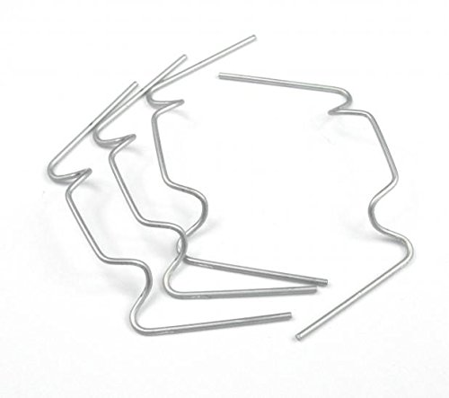 HALLS 50 x wire glazing clips Greenhouse spare parts