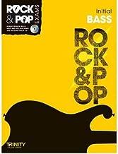 Trinity Rock & Pop Exams: Bass Initial Grade (Trinity Rock & Pop) (Mixed media product) - Common
