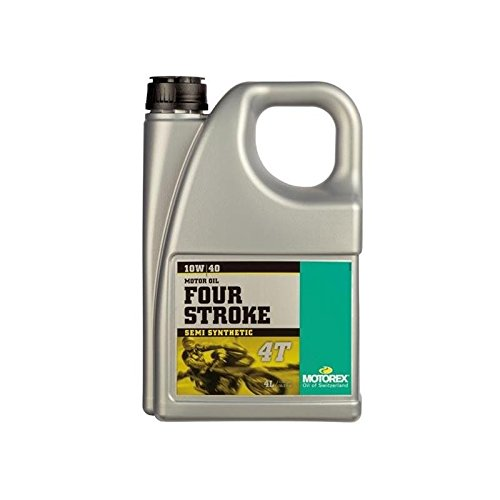 Motorex Aceite Motor 4t 4 Stroke 15w/50 4 L.