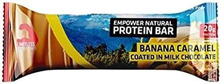 Limitless Peanut Banana Caramel Bar - 60g