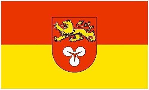 U24 Fahne Flagge Hannover Region 90 x 150 cm