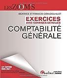 Comptabilité générale - Exercices avec corrigés détaillés