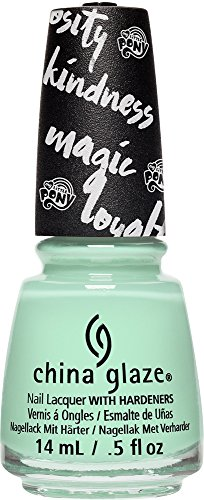 China Glaze Nail Polish, Cutie Mark The Spot