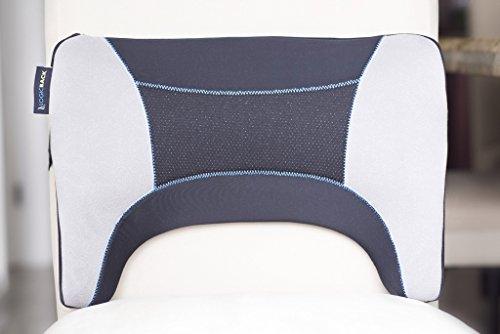 office supplies desk chair cushion lumbar support for car back braces lower pain wheelchair body...