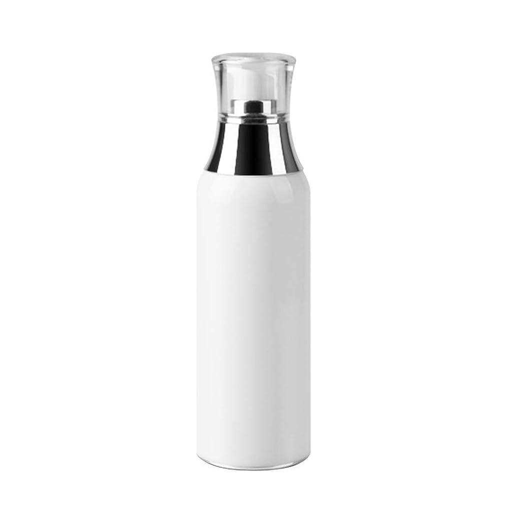 精査するのヒープ把握Vi.yo 小分けボトル コスメ用詰替え容器 押し式詰替用ボトル プラスチック 携帯便利 出張 旅行用品 120ml