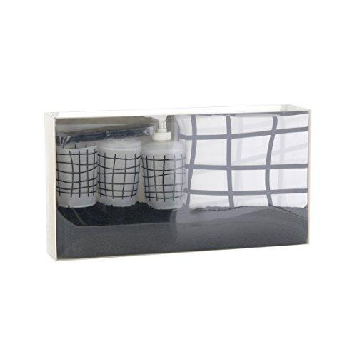 axentia Badaccessoires, Plastik, Bunt, 40 x 60 cm