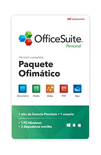 Microsoft Office Licencia Mac Marca MobiSystems