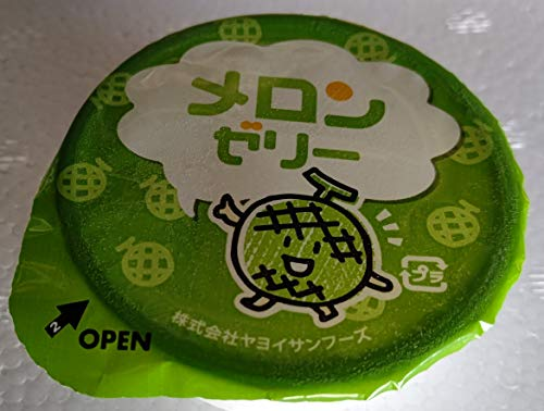 ヤヨイ メロン ゼリー 40g×40個 業務用 冷凍