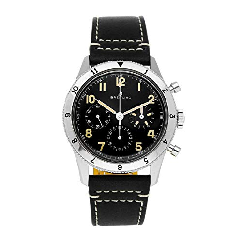 Breitling Mechanical-Hand-Wind AVI Ref 765. 1953 Limited Re-Edition Watch