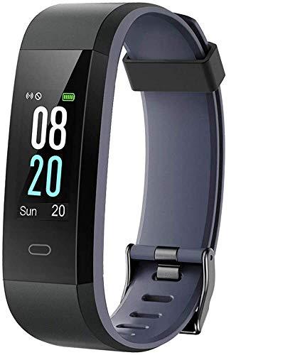 Willful Orologio Fitness Uomo Donna Smartwatch Android iOS Cardiofrequenzimetro da Polso Contapassi Smartband Bluetooth Fitness Tracker Orologio Sportivo Pedometro Conta Calorie Impermeabile IP68